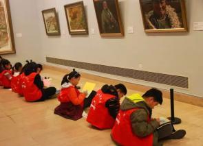 小央美博物馆课程