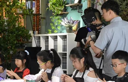 【10周年庆典】北京小央美儿童美术教育集团携手全国200家校区祝小央美生日快乐!春风十里不如今朝遇见你!