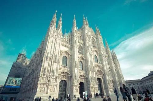带着画板去旅行,下一站的幸福——意大利!