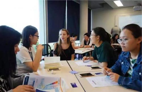 小央美联合美国加州艺术学院国际ICCB艺术课程启动~