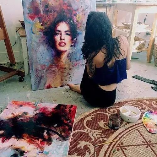 小央美儿童美术:画的好坏不重要,开心才是真的好,敢画才是硬道理