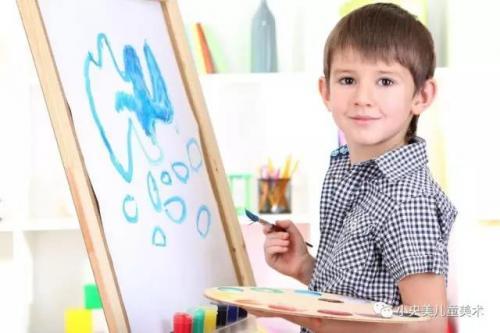 小央美儿童美术:儿童绘画发展阶段